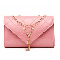 CL633 - Fashion Tassel Messenger Bag