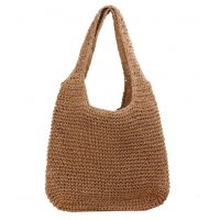 CL637 - Straw woven bag