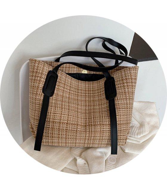 CL649 - Korean casual one-shoulder tote bag
