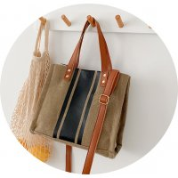 CL652 - Canvas tote bag