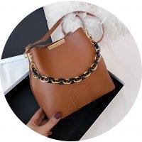 CL692 - Korean chain fashion simple messenger bag