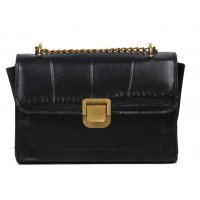 CL694 - Retro Simple Embraided Shoulder Bag