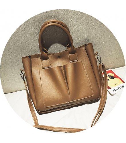CL719 - Simple casual shoulder bag