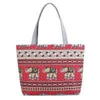 CL721 - Canvas Elephant Styled Bag