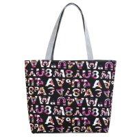 CL722 - Canvas Alphabet Bag