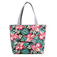 CL726 - Canvas Tropical Bag