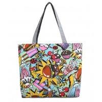 CL729 - Colorful Canvas Bag
