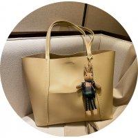 CL733 - Trendy ladies portable tote bag