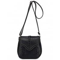 CL747 - Retro style woven bag