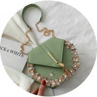 CL787 - Sweet lace flower shoulder bag