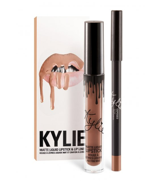 MA002 - Kylie Jenner  Matte Lip Liner EXPOSED