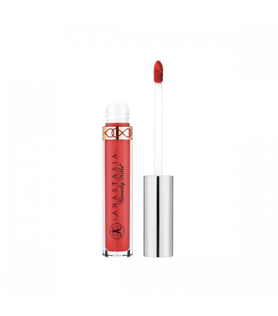 MA046 - ANASTASIA Matte  Liquid Lipstick color SPICY