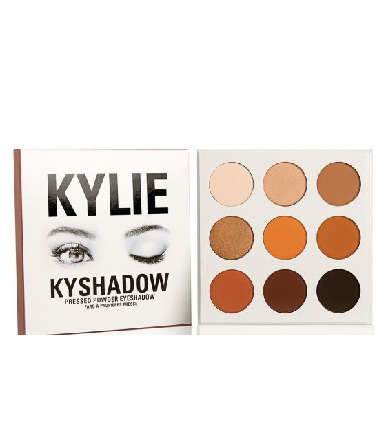 MA098 - KYLIE THE BRONZE PALETTE | KYSHADOW