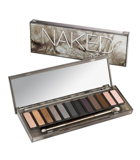 MA159 - NAKED SMOKY  Eyeshadow Palette