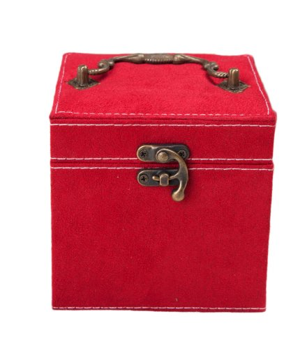 MA172 - Three layers of cosmetics jewelry box