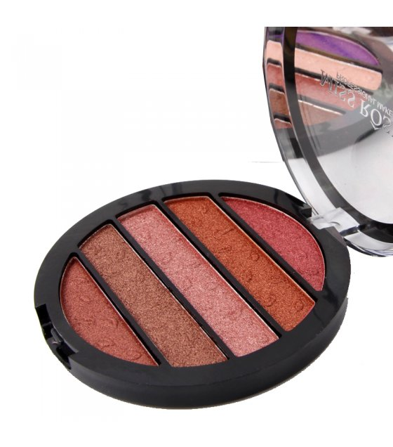MA210 - MISS ROSE 5 color South America pearl eye shadow