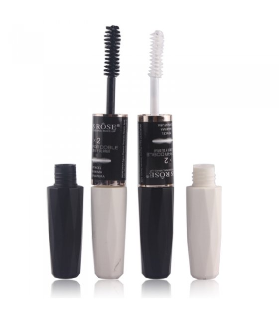 MA217 - MISS ROSE black and white mascara