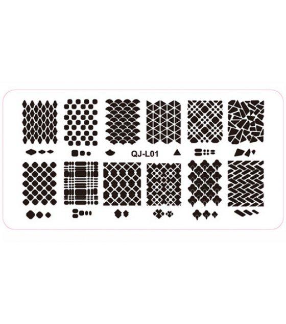 MA244 - Nail Stamp