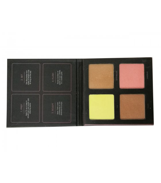 MA254 -  3D Highlighter Palette