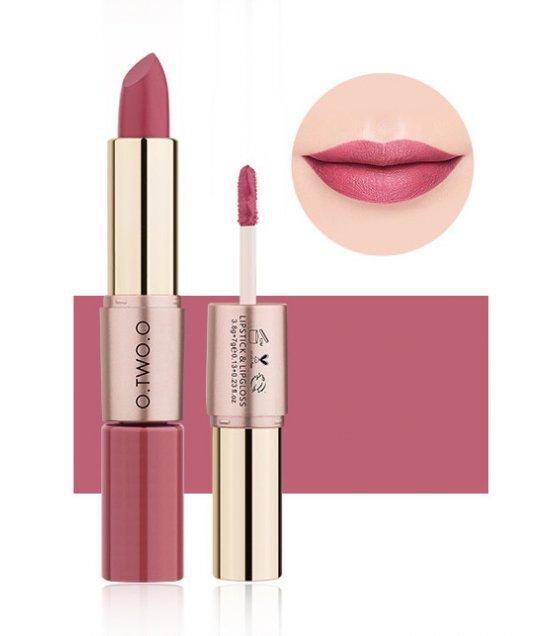 MA277 - O.TWO.O 2 In 1 Matte Liquid Lipstick