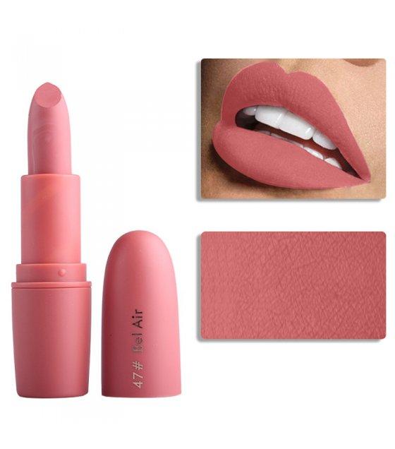 MA286 - MISS ROSE Waterproof Lipstick