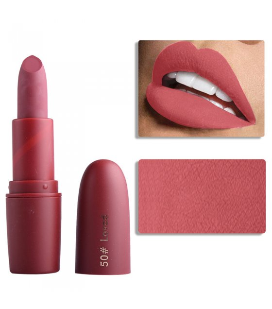 MA287 - MISS ROSE Waterproof Lipstick