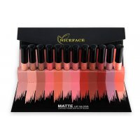 MA295 - NiceFace Matte Lip Liner Set (12 Pack)
