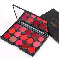 MA388 - 15 Colors Matte Lipstick Palette