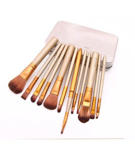 MA394 - 12 Piece Naked3 Makeup Brush Set