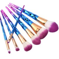 MA397 - Spiral Shape 7 Pcs Cosmetic Brush Set