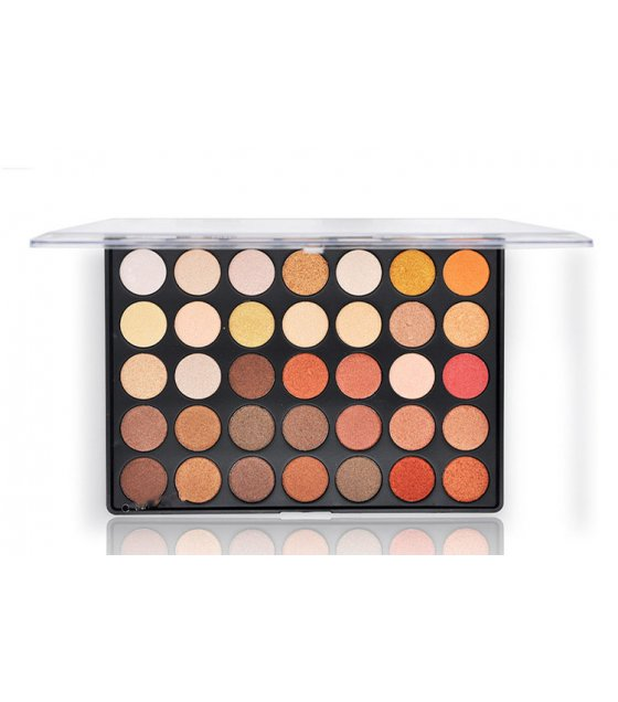 MA400 - 35O NATURE GLOW EYESHADOW PALETTE