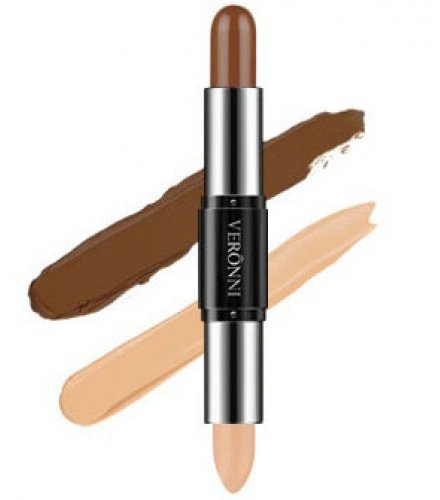 MA406 - Double-Ended Bronzer 2 in 1 Contour Stick