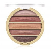 MA425 - MISS ROSE 5 Color Pearl Matte Eye Shadow