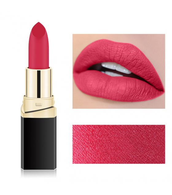 MA429 - MISS ROSE Long Lasting Matte Lipstick