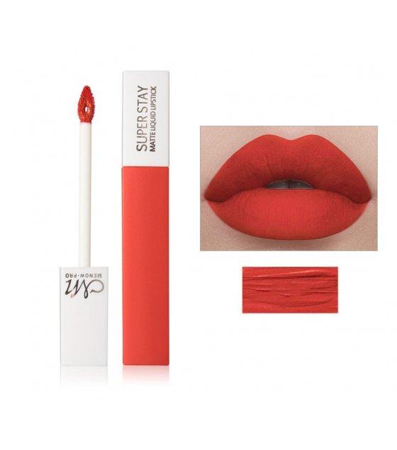 MA448 - Menow Waterproof Long Lasting Matte Lipstick