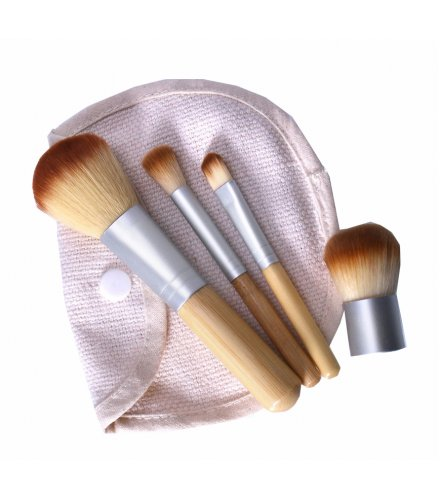 MA463 - O.TWO.O Bamboo Makeup Brush Foundation Make-up Brushes