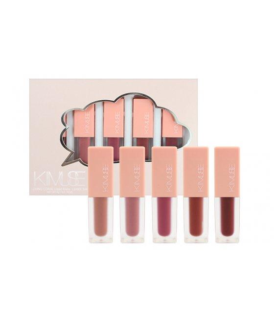 MA476 - KIMUSE Long Lasting Matte Lipstick