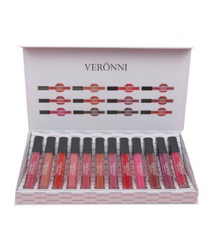 MA487 - 12 Colors Matte Lipstick