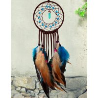 DC051 - wall hanging dream catcher
