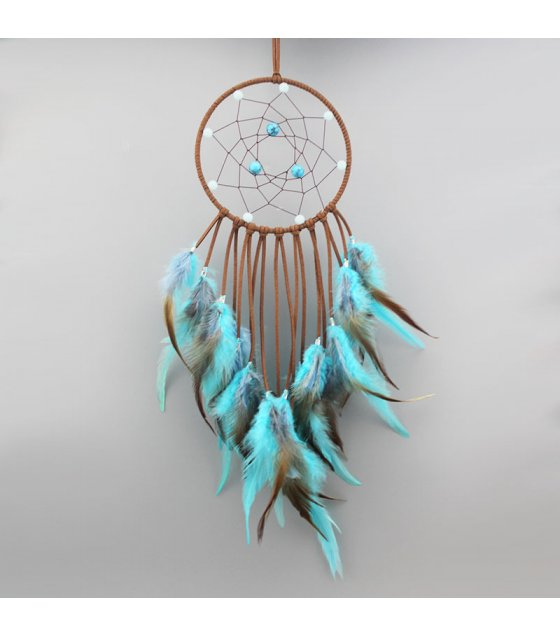 DC033 - Indian feather dream catcher