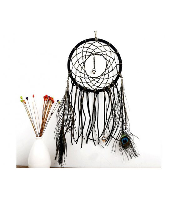 DC046 - Wind chimes Black Forest dream catcher
