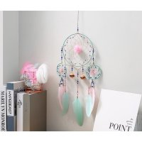 DC053 - Handmade Feather Dreamcatcher