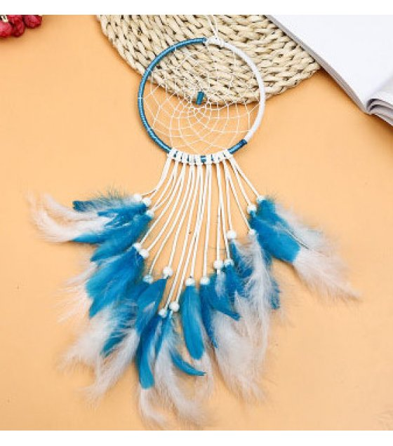 DC061 - Weaving crafts wind chimes Dreamcatcher