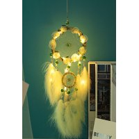 DC068 - Night feather dream catcher