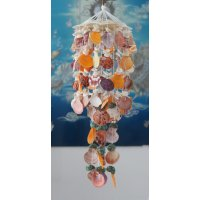 DC072 - Shell conch wind chime