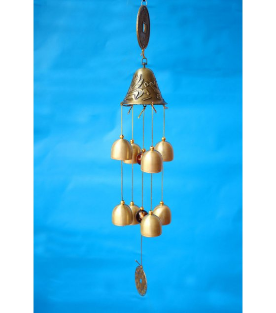 DC081 - Metal bell wind chime