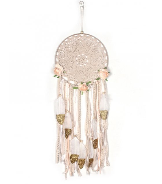 DC103 - Simple feather dream catcher