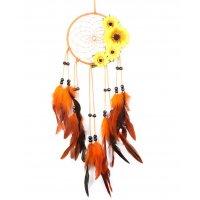 DC104 - Sun Flower Dreamcatcher