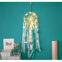 DC106 - Aerial Charm hanging Dream catcher
