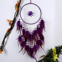 DC121 - Indian style dream catcher